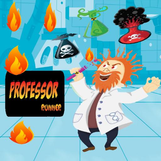 Professor Running (game)