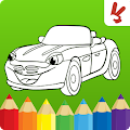 Game Cars coloring book for kids APK for Kindle