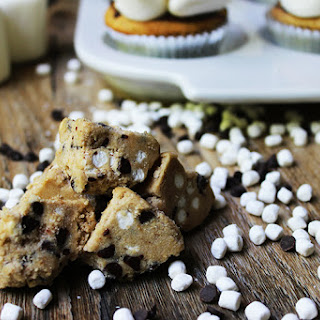 Eggless S'mores Cookie Dough
