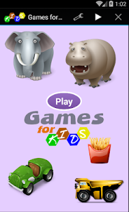 Games for Kids - screenshot