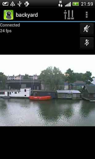 Foscam Monitor - screenshot