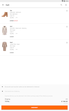 Zalando - Mode & Shopping APK screenshot thumbnail 11