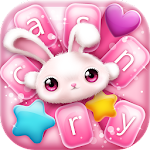 Cute Keyboard Themes For Girls 1.0 Apk