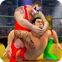 Stars Wrestling Revolution 2017: Real Punch Boxing For PC