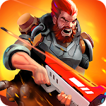 Metal Strike War: Gun Solider Shooting Games Icon