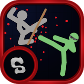 Stickman Fight Icon