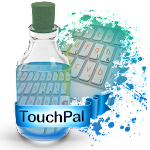 Green embrace TouchPal APK Image