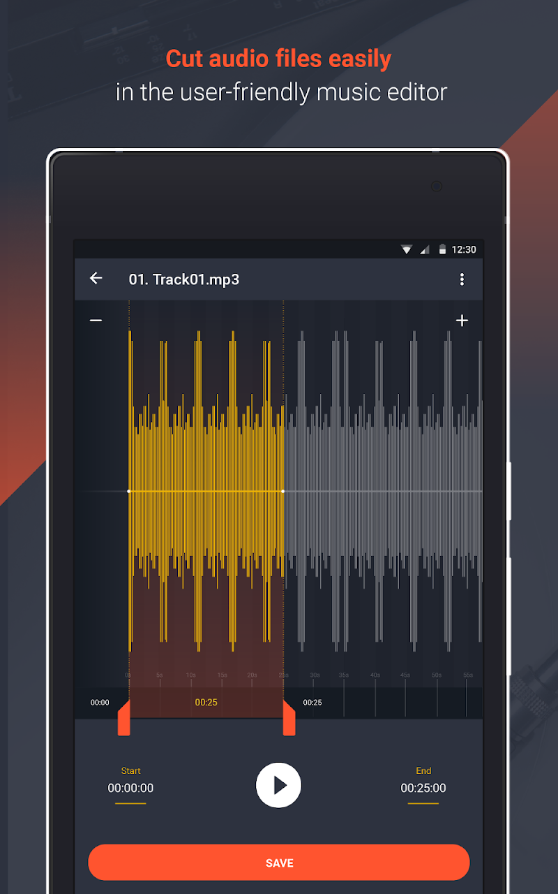 Ringtone Maker Wiz Screenshot 4