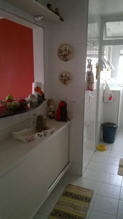 Apartamento Padrão à venda, Horto Florestal, São Paulo