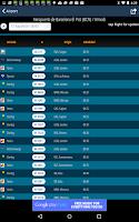 Screenshot of Barcelona Airport (BCN) Radar