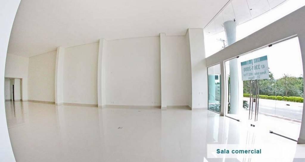 Sala à venda, 852 m² por R$ 7.730.000 - Centro - Balneário Camboriú/SC