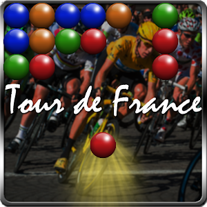 Shoot Bubble for Tour d France