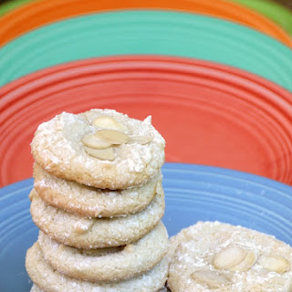 Amaretti Cookies With Almond Paste Recipes