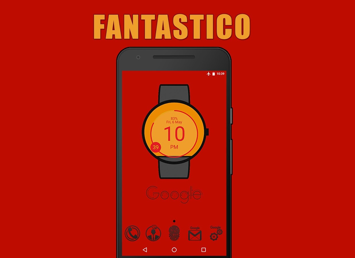 Fantastico Icon Pack Screenshot