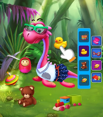 android Dinosaur Park: Dino Baby Born Screenshot 6