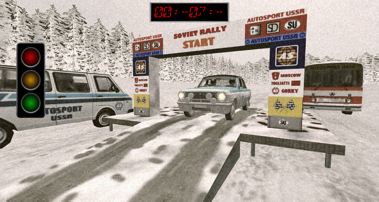 Soviet Rally Screenshot 5