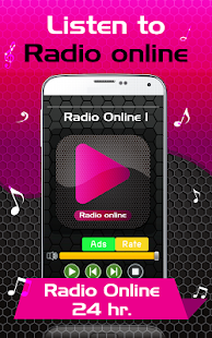 Listen To Radio Online - screenshot