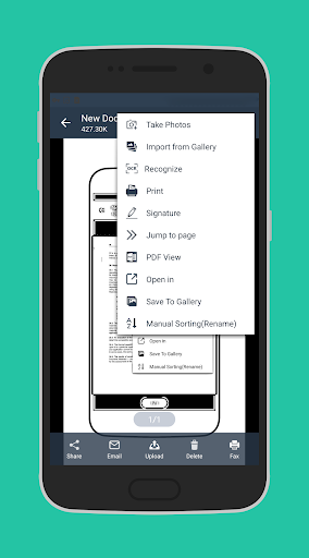 Simple Scan - PDF Scanner App screenshot 2
