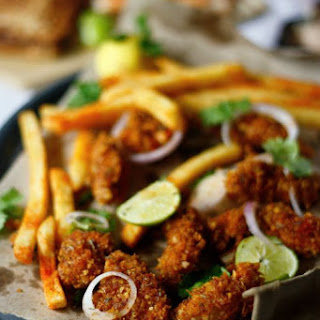 Oven Baked Fried Chicken With Corn Flakes Recipes