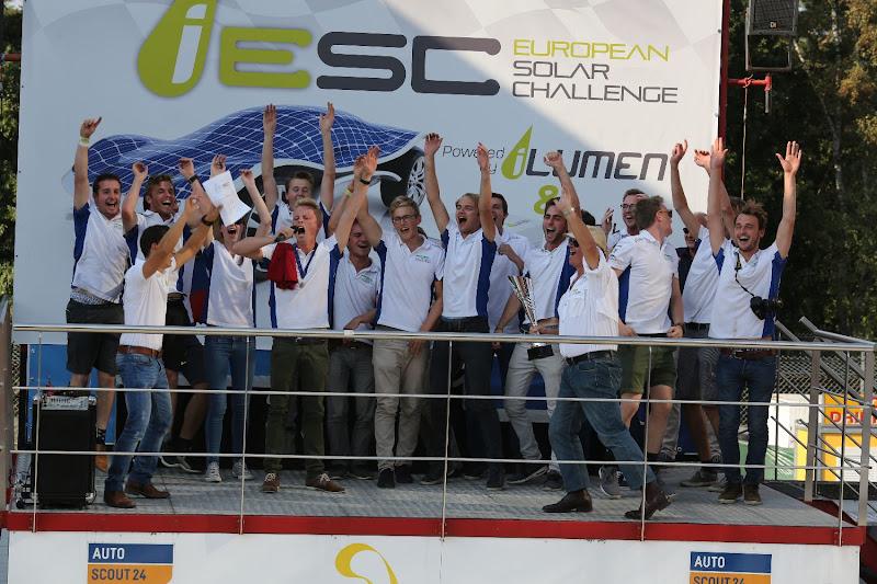 iLumen European Solar Challenge