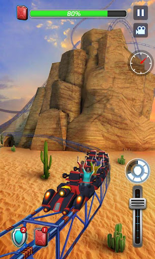 Roller Coaster 3D For PC