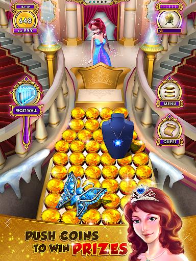 Princess Gold Coin Party Dozer