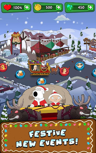 Family Guy- Another Freakin' Mobile Game screenshot 7