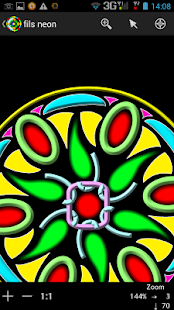 Dream Mandala Maker - screenshot