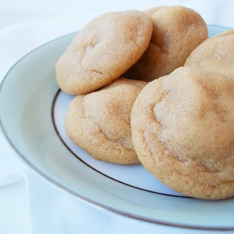 Peanut Butter Bite Size Cookies