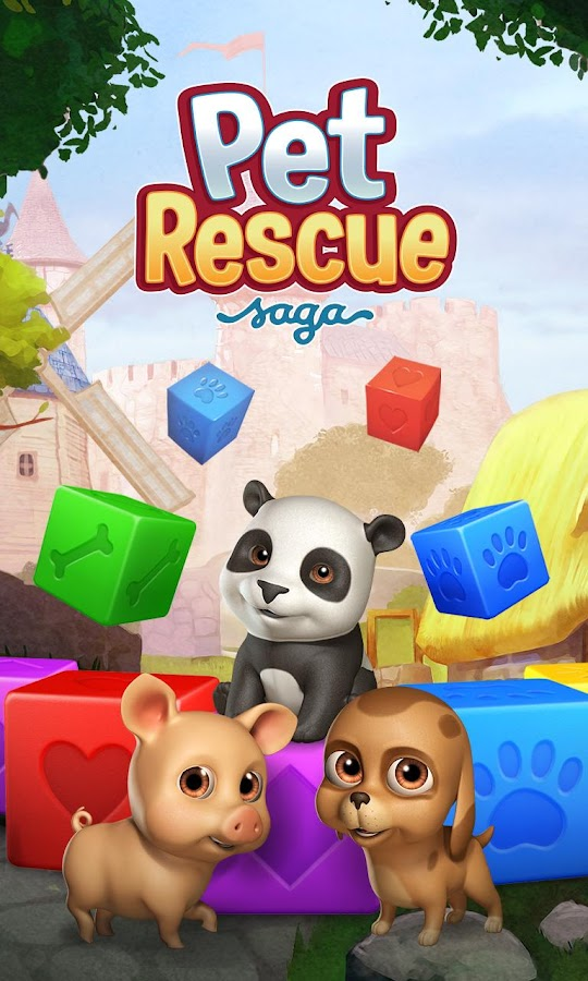 Pet Rescue Saga Screenshot 4
