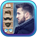 Free Download Man Style Makeup - Hair & Beard Photo Editor APK for Samsung