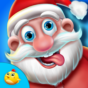 Santa Claus Mania Kids Game