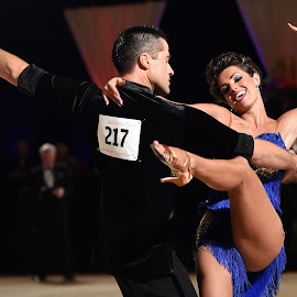 Ballrooom dancing is an olympic sport in 2016 in RIO. by Mark Luftig - Sports & Fitness Other Sports