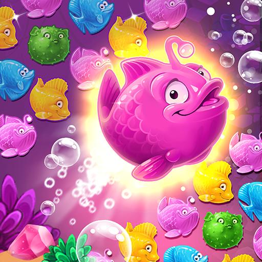 Mermaid - treasure match-3 (game)
