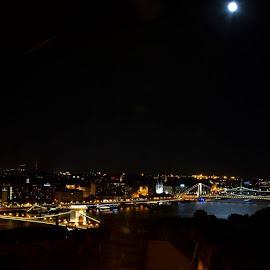 by Kamen Georgiev - City,  Street & Park  Night