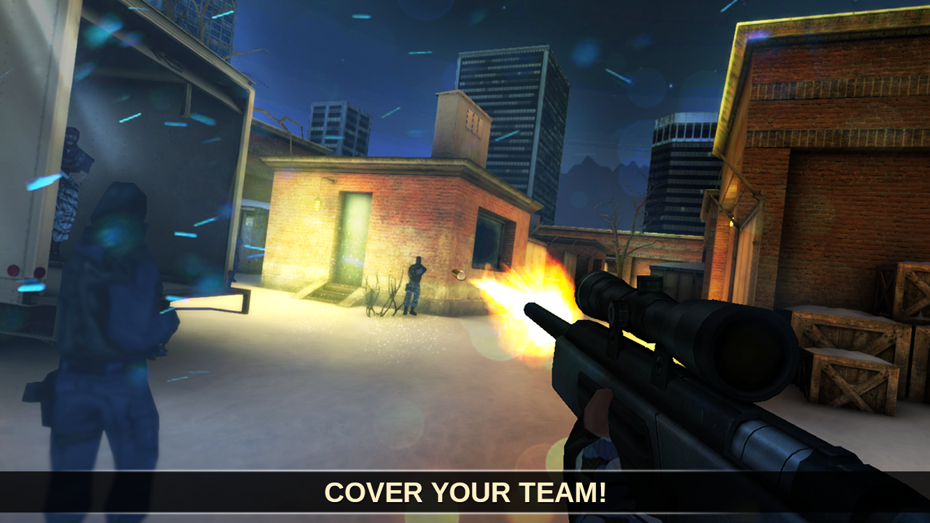 Counter Attack Team 3D Shooter Screenshot 9