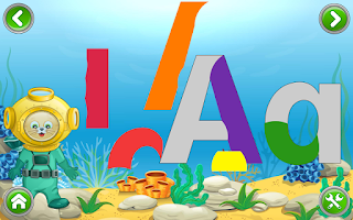 Screenshot of Kids ABC Letters Lite