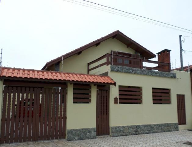 Casa residencial à venda, Balneario Josedy, Peruíbe - CA0428.