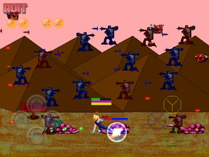 Game Dragon Z Proud Saiyan Warrior APK for Windows Phone
