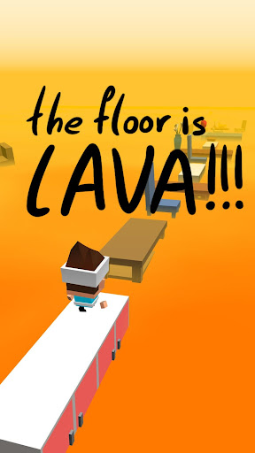 The Floor Is Lava For PC
