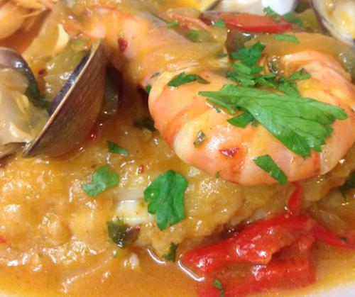 Authentic portuguese restaurant london oceano for Authentic portuguese cuisine
