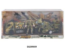 """Игровой набор серии """"Город Игр"""", """"Военные маневры - Грузовик S"""", арт. GN-7227/хаки"""