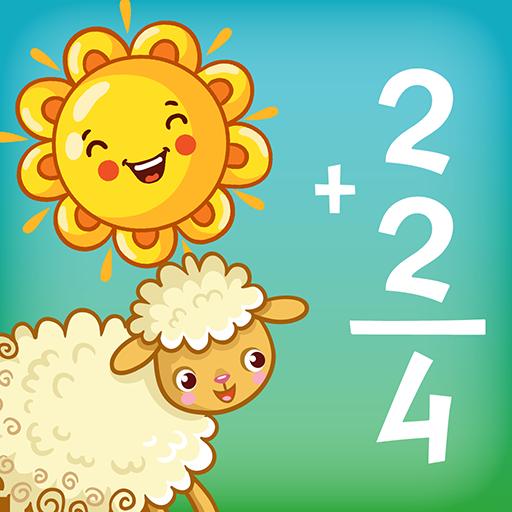 Android aplikacija Весела математика за деца na Android Srbija
