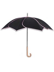 """Зонт трость """"Цветок"""", фиолетовый"""