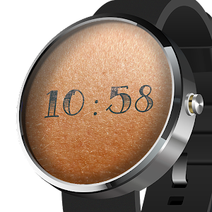 Tattoo Transparent Watch Face