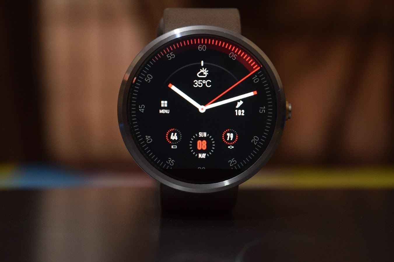 Minimus Interactive Watch Face Screenshot 14