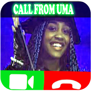 video call uma from descendants 2
