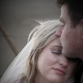by Orpa Wessels - Wedding Bride & Groom