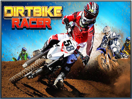 Dirt Bike Racer - screenshot