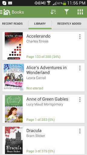 Aldiko Book Reader Premium screenshot 3